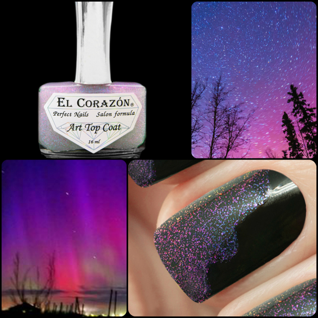 EL Corazon Art Top Coat 421/26