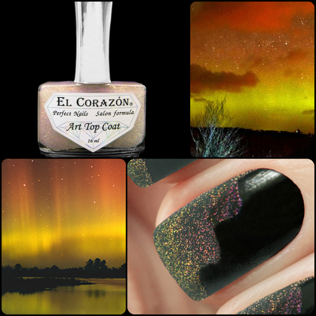 EL Corazon Art Top Coat 421/27