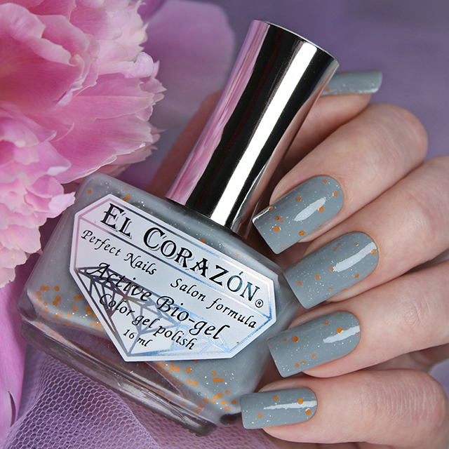EL Corazon Active Bio-gel Color gel polish 423/1092 Dreams of the Cadillac