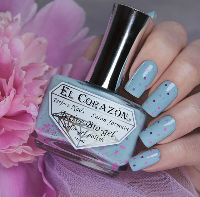 EL Corazon Active Bio-gel Color gel polish 423/1093 Dreams of the Cadillac