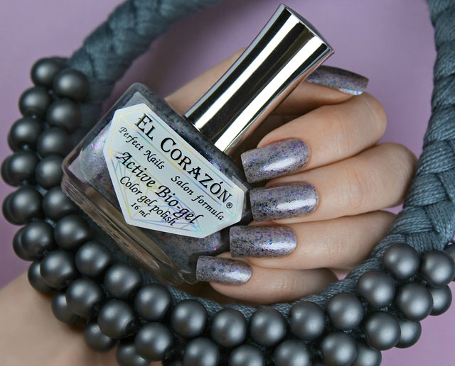 EL Corazon Active Bio-gel Color gel polish Star baths 423/1181