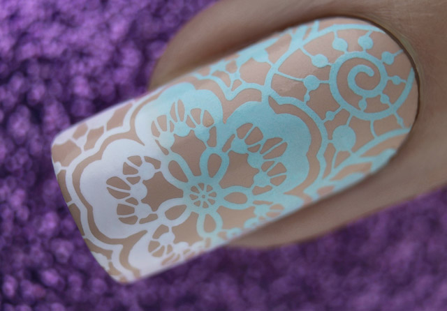 EL Corazon Kaleidoscope Special paint for stamping nail art Termo st-202