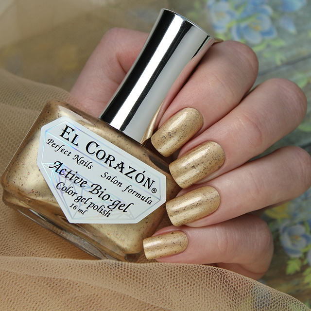 EL Corazon Active Bio-gel Color gel polish Star baths 423/1187