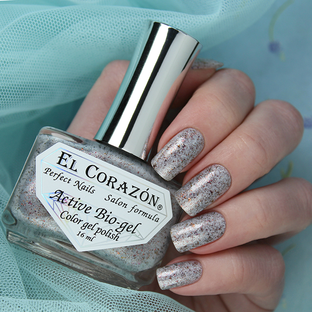 EL Corazon Active Bio-gel Color gel polish Star baths 423/1189