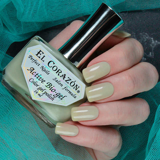 EL Corazon Active Bio-gel Color gel polish Coronation 423/1322