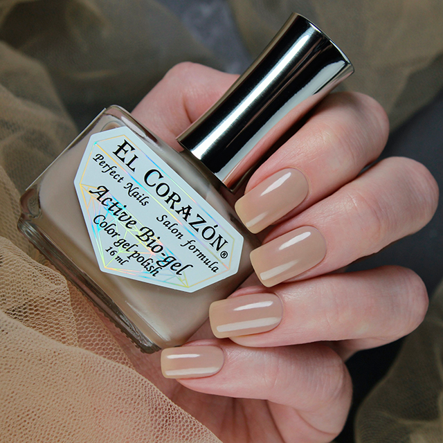 EL Corazon Active Bio-gel Color gel polish Coronation 423/1323