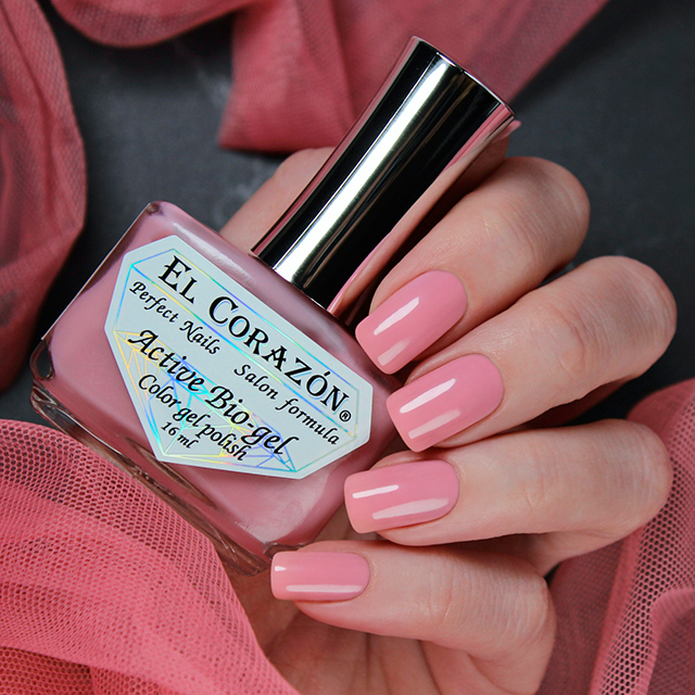 EL Corazon Active Bio-gel Color gel polish Coronation 423/1324