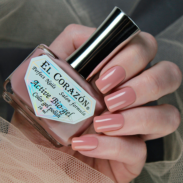 EL Corazon Active Bio-gel Color gel polish Coronation 423/1325
