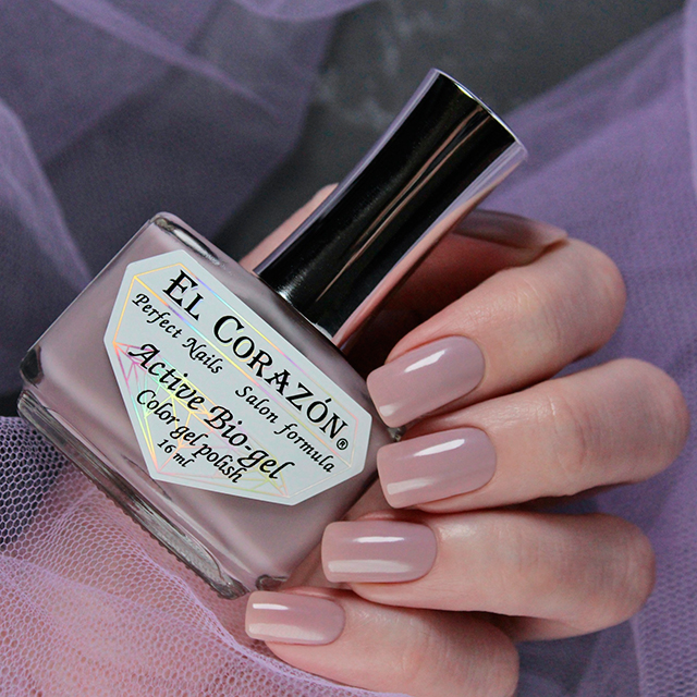 EL Corazon Active Bio-gel Color gel polish Coronation 423/1326